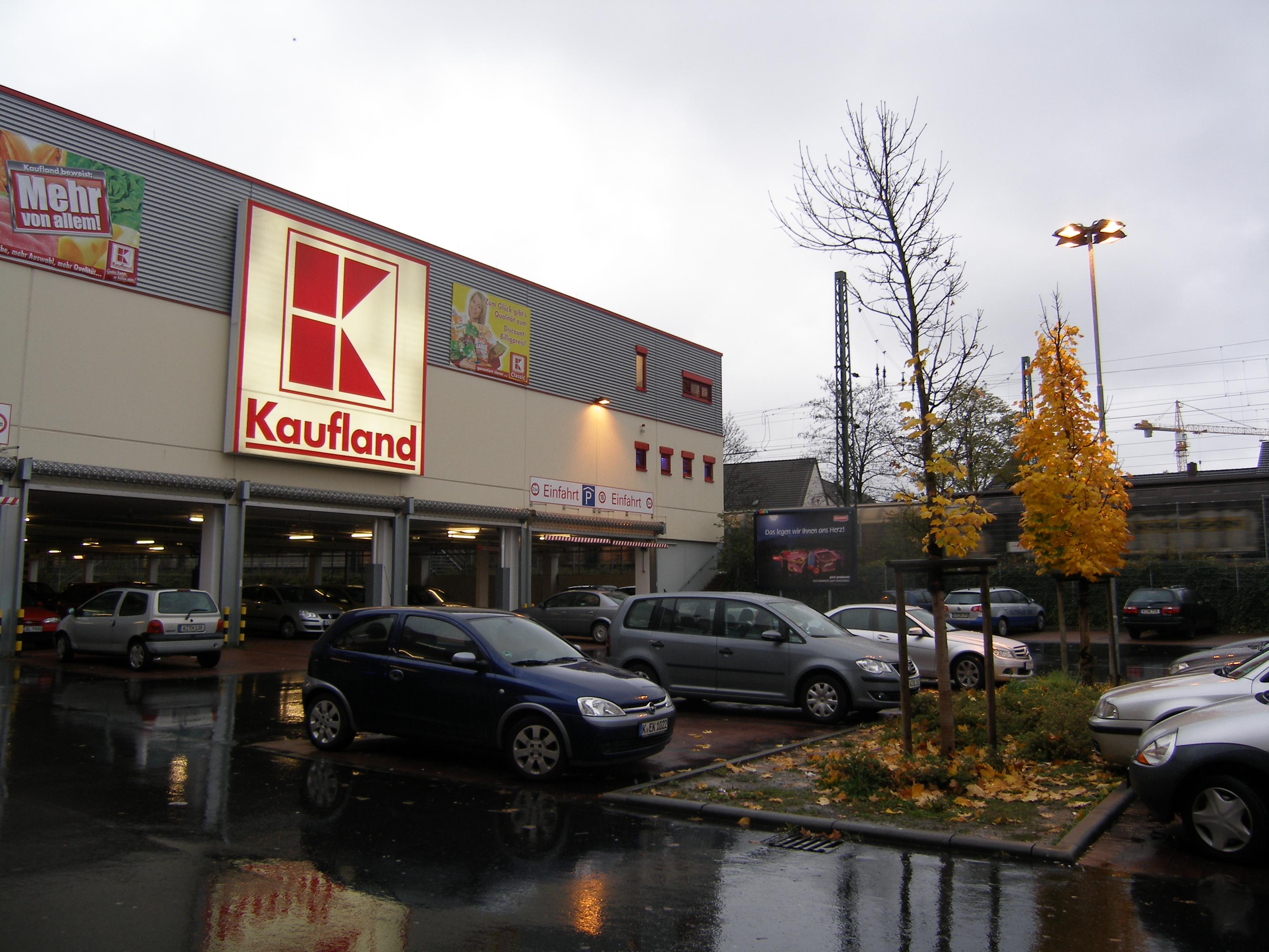 Kaufland i Mülheim